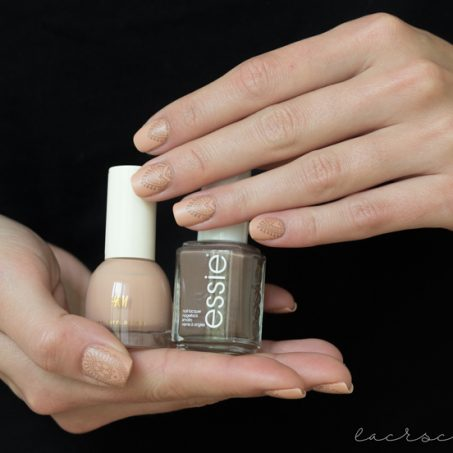 frischlackiert-challenge-henna-look-nailart-henna-nails-h&m-milky-tea-essie-fierce-no-fear-1