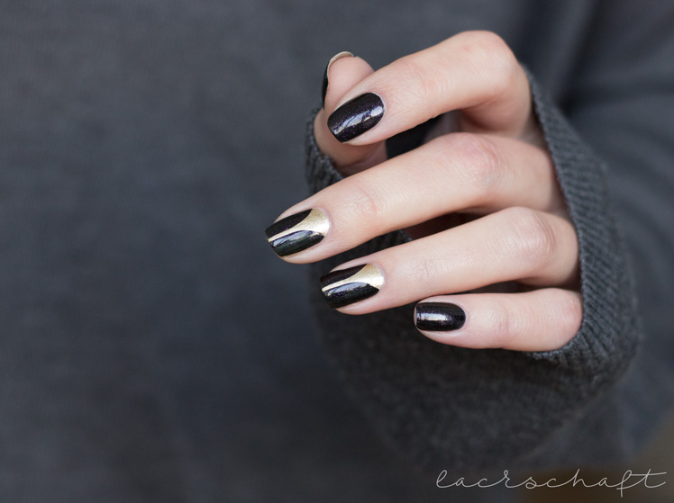 nailart-stiletto-nails-essie-haute-tub-getting-groovy-vinyls-svenjas-nailart-3