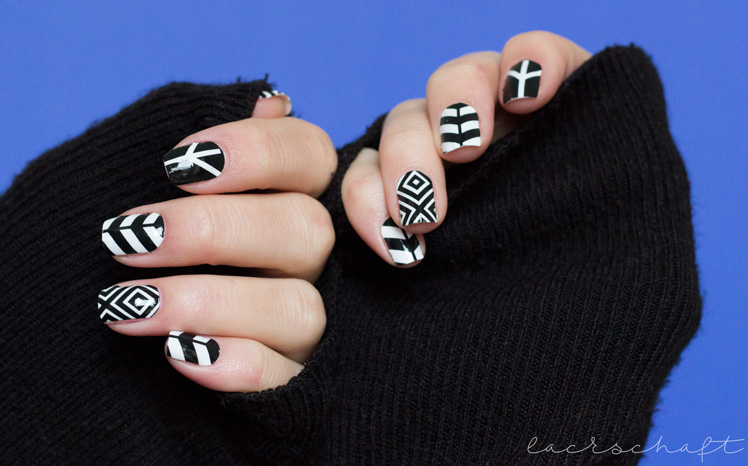 bornprettystore-bps-nailwraps-nailsticker-nagelsticker-23056-black-and-white-geometric-review-3