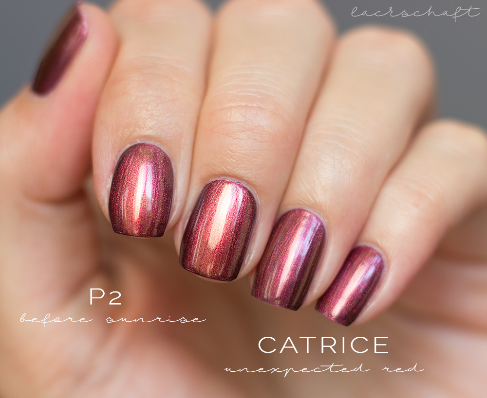 catrice-sortimentsumstellung-herbst-2017-chrome-infusion-nail-lacquer-nagellack-nail-polish-04-unexpected-Red-Duochrome-swatch-dupe-p2-before-sunrise-2