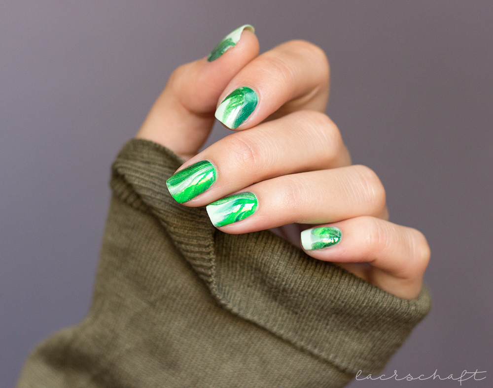 blogparade-nailart-50-shades-of-green-lackschaftsgrünliebe-nailart-marble-4
