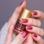 Beauty-big-bang-BBB-Red-holo-Polish-Nagellack-J6414TM-10A-Swatch-4
