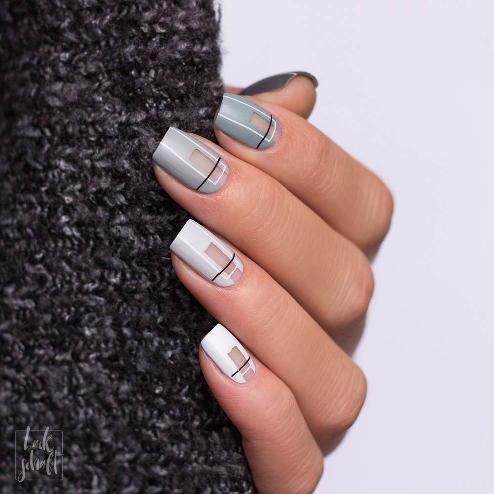 Frischlackiert-challenge-ombre-nailart-grau-grey-stamping-cutout-minimal-geometric-2