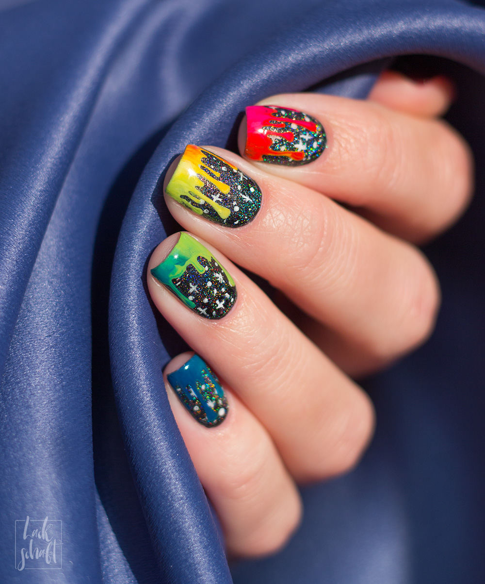 frischlackiert-challenge-Galaxy-Galaxie-Nails-rainbow-Gradient-Drip-Nailart-3