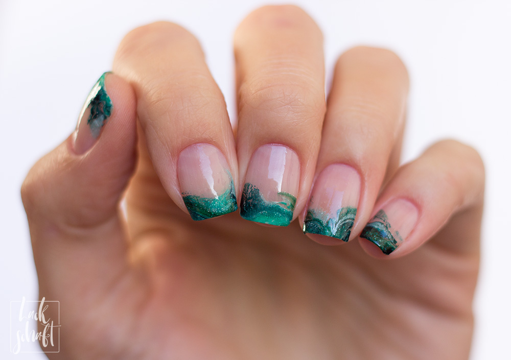 Picture-Polish-Sage-Enchanting-Kryptonite-Escapades-French-Nails-2