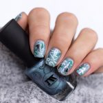 Masura-Winter-Nailart-ice-skating-rainbow-over-waterfalls-1