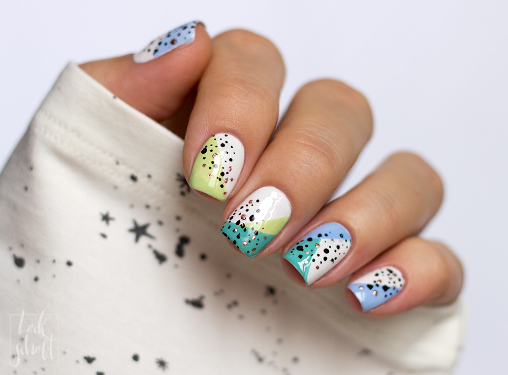 Nailart-Color-Blocking-Foil-Freckles-Stamping-Moyou-OPI-2