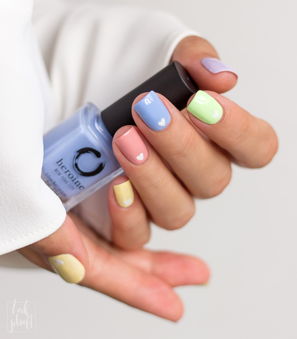 Heroine-NYC-Summer-Delights-Breezy-Blush-Babe-Lemonade-Sublime-Lilac-It-Nailart-1
