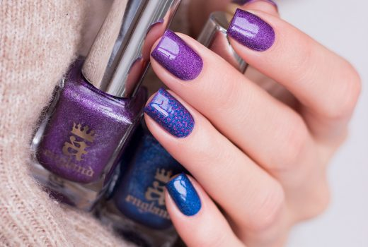 A-England-Nagellack-Nailpolish-Moments-with-Virgina-Kollektion-To-the-Ligthouse-The-Waves-Swatch-Nailart-Moyou-Pro-XL-2