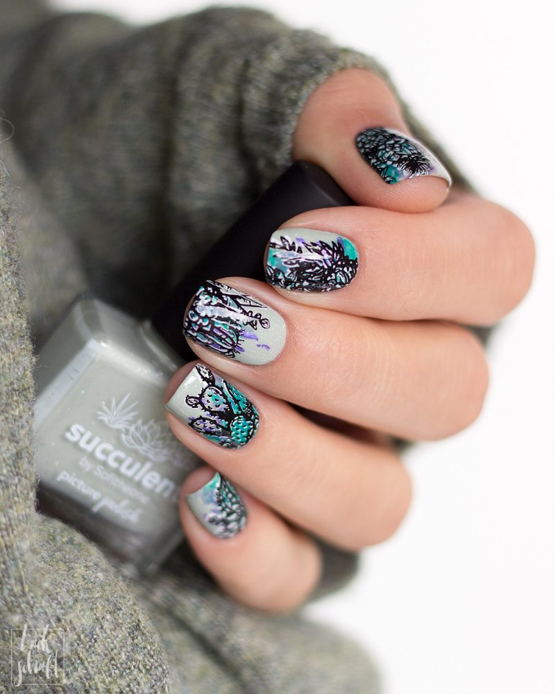 Frischlackiert-Challenge-Succulents-and-Cactus-Nailart-Stamping-Moyou-Botanical-03-Picture-Polish-Succulent-Swatch-1